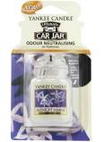 Yankee Candle Midnight Jasmine - Půlnoční jasmín gelová vonná visačka do auta 30 g