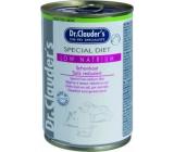 Dr. Clauders Special Diet Low Natrium Kompletní superprémiové krmivo pro psy 400 g