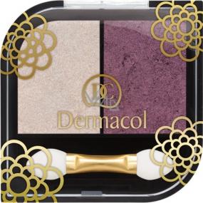 Dermacol Duo Eyeshadow oční stíny 03 5 g
