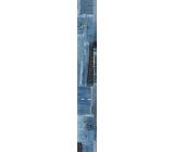 Nekupto Balicí papír Modrý jeansy 70 x 150 cm 869 40