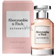 Abercrombie & Fitch Authentic Woman parfémovaná voda 30 ml