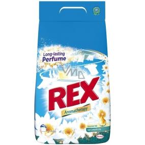 Rex Aromatherapy Bali Lotus & Lily prací prášek na bílé i barevné prádlo 18 dávek 1,17 kg