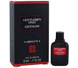 Givenchy Gentlemen Only Absolute parfémovaná voda pro muže 3 ml, Miniatura