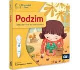 Albi Kouzelné čtení interaktivní minikniha Podzim, věk 2+