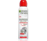 Garnier Mineral Magnesium Ultra Dry 72h antiperspirant deodorant sprej pro ženy 150 ml