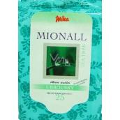 Mika Mionall Tea Tree vlhčené textilní ubrousky pro intimní hygienu 25 ks
