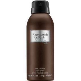 Abercrombie & Fitch First Instinct deodorant sprej pro muže 143 ml