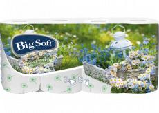 Big Soft Jaro toaletní papír s potiskem 3 vrstvý 8 kusů