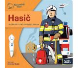 Albi Kouzelné čtení interaktivní minikniha Hasič