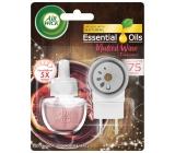 Air Wick Essential Oils Mulled Wine - Vůně svařeného vína elektrický osvěžovač vzduchu komplet 19 ml