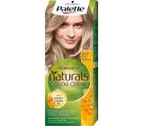 Schwarzkopf Palette Permanent Natural Colors Creme barva na vlasy 9-1 Chladný béžově plavý