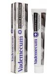 Vademecum ProLine White & Charcoal zubní pasta s bělicím účinkem 75 ml