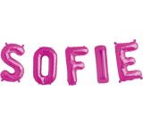 Albi Nafukovací jméno Sofie 49 cm