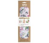 Apli Cut & Patch papír na ubrouskovou techniku Stromy 30 x 50 cm 3 kusy