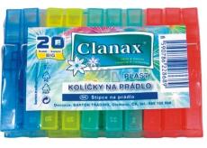 Clanax Big plastové kolíčky na prádlo 20 kusů