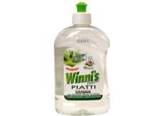 Winnis Piatti Aloe Vera Ekologický koncentrovaný hypoalergenní mycí prostředek na nádobi 500 ml
