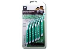 Soft Dent mezizubní kartáček zahnutý M 0,6 mm 6 kusů