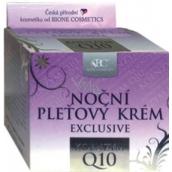 Bione Cosmetics Bio Exclusive Q10 noční pleťový krém pro všechny typy pleti 51 ml