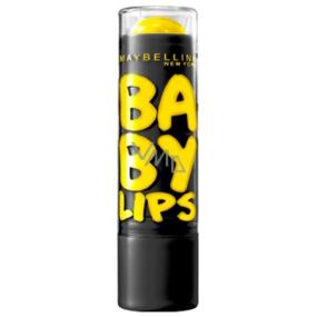 Maybelline Lips Electro Fierce N Tangy balzám na rty s jemným zbarvením 4,4 g