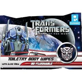 Transformers vlhčené ubrousky pro děti 90 kusů