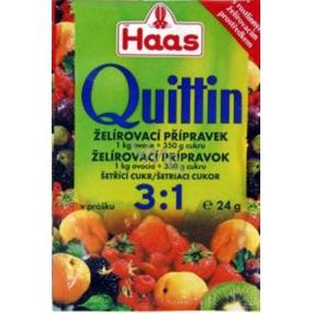 Haas Quittin 3:1 želírovací přípravek 24 g