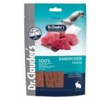 Dr. Clauders Králičí filety sušené maso pro psy 80 g