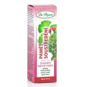 Dr. Popov Paměť soustředění originální bylinné kapky 50 ml