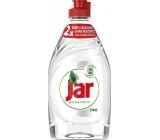 Jar Pure & Clean prostředek na ruční mytí nádobí, neobsahuje žádné parfémy ani barviva 450 ml