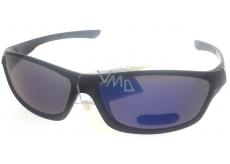 Dudes & Dudettes Sluneční brýle dětské černé DD22002