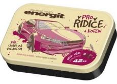 Energit Pro řidiče Višeň energetické tablety při únavě za volantem 42 tablet