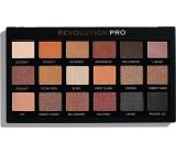 Makeup Revolution Pro Regeneration paletka očních stínů Goldmine 18 x 0,8 g