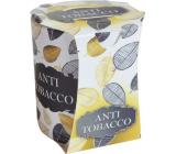 Admit Verona Anti Tobacco - Antitabák vonná svíčka ve skle 90 g