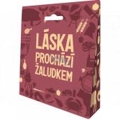 Albi Koření grilovací v krabičce Láska prochází žaludkem 2 x 20 ml
