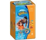 Huggies Little Swimmers 5-6 jednorázové pleny do vody 12-18 kg 11 kusů