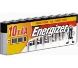 Energizer Family Pack baterie AA LR6 1,5V 10 kusů