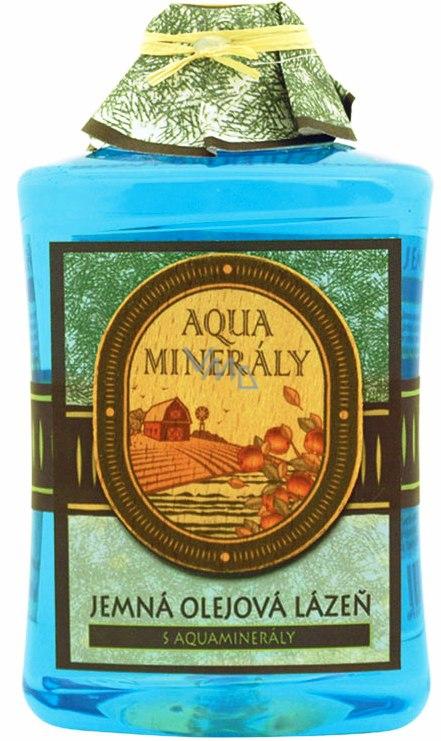 Bohemia Natur Aqua Minerály jemná olejová lázeň 300 ml