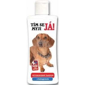 Bohemia Veterinární šampon pro psy Jezevčík 250 ml