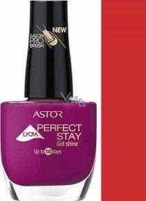 Astor Perfect Stay Gel Shine 3v1 lak na nehty 302 Cheeky Chic 12 ml