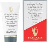 Mavala Cleansing Mask for Hands čisticí maska na ruce 75 ml + rukavice 10 párů