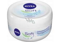 Nivea Soft Creme svěží hydratační krém pro celé tělo 100 ml
