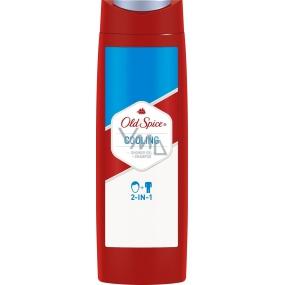 Old Spice Cooling 2v1 sprchový gel a šampon 400 ml