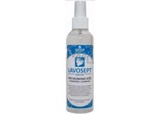 Amoené Lavosept Citron dezinfekce kůže roztok pro profesionální použití 200 ml rozprašovač