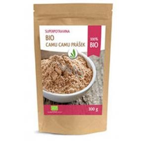 Allnature BIO Camu Camu prášek s vysokým množstvím betakarotenu a vitamínu C 100 g