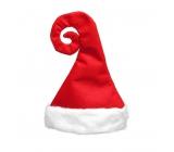 Mikuláš / Santa vánoční čepice kroucená