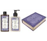 Amovita Fiori di Bach N°35 sprchový gel 300 ml + tělové mléko 300 ml, kosmetická sada