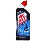 Wc Net Gelcrystal Blue Fresh Wc gelový čistič 750 ml