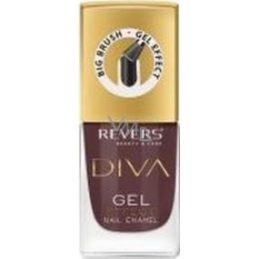 Revers Diva Gel Effect gelový lak na nehty 014 12 ml