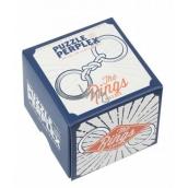 Albi Perplex puzzle mini hlavolam Rings