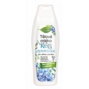 Bione Cosmetics Kozí syrovátka tělové mléko na citlivou pokožku 500 ml