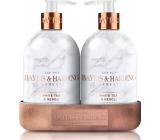 Baylis & Harding Bílý čaj a Neroli mycí gel 500 ml + tělové mléko 500 ml, kosmetická sada